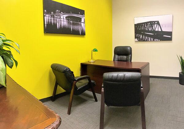 Virtual Office Room